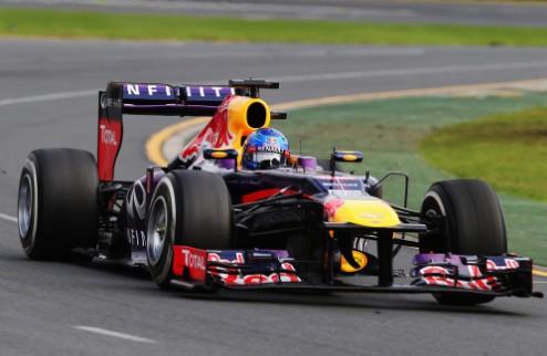 Формула-1. Гран-при Малайзии. Феттель выигрывает третью практику