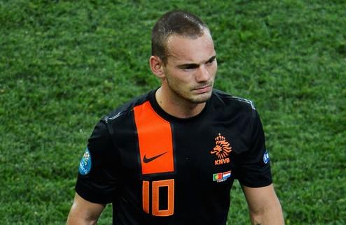 Нидерланды теряют Снайдера