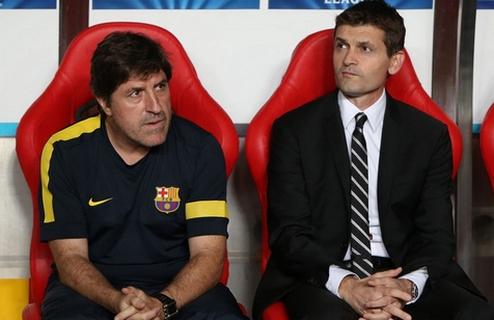 Виланова во вторник вернется в Барселону