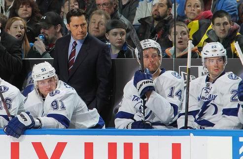 НХЛ. Тампа-Бэй осталась без тренера