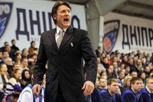 """Хомичюс: """"Каждый тренер, публика, спонсоры хотят одного — побед"""""""