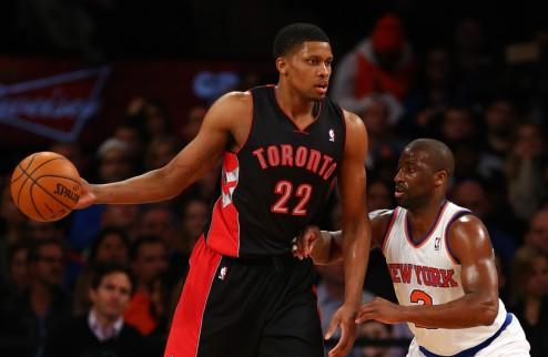 НБА. Торонто предоставит Гэю отдых до конца сезона?