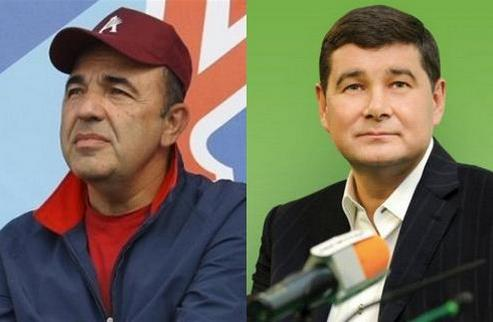 Рабинович по-прежнему не передал Арсенал Онищенко