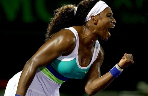 Майами (WTA). Эррани и Шарапова в четвертьфинале