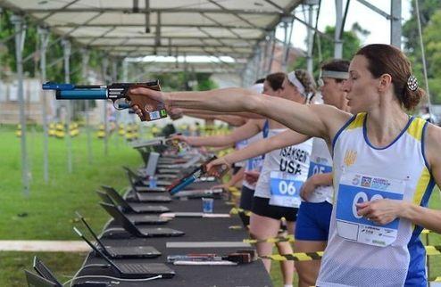 Современное пятиборье. Украинцы — с серебром этапа Кубка мира