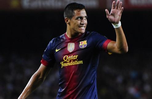 """Санчес: """"Я счастлив в Барселоне"""""""