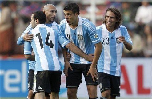 Ничья Аргентины, победа Эквадора, поражения Уругвая и Колумбии