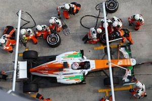 """Формула-1. Малья: """"Наши машины были невероятно быстры"""""""