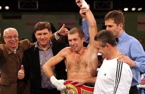 Федченко проведет защиту титула в Харькове