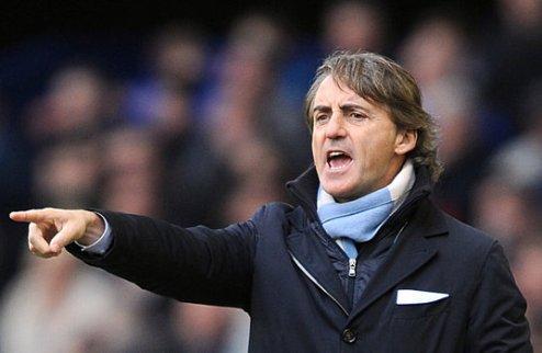 Манчини раскритиковал главного тренера сборной Бельгии