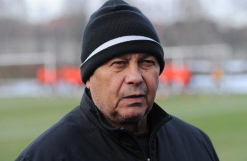 """Луческу: """"Нам нужно расти и воспитывать наших игроков"""""""