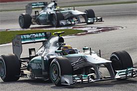 Формула-1. Вольф похвалил Росберга