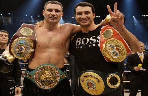 """Виталий Кличко: """"Я очень люблю брата и не буду с ним биться"""""""