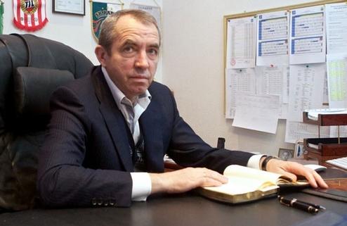 Металлург Д: Иванко самовольно покинул расположение клуба