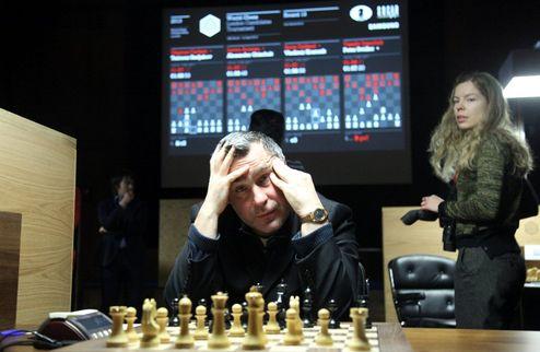 """Шахматы. Каспаров: """"Все будет зависеть от наименее стабильного Иванчука"""""""