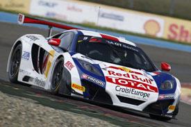 Леб: есть первая победа в серии FIA GT