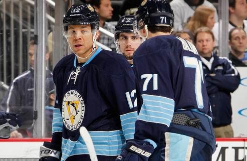 НХЛ. Игинла хотел бы остаться в Питтсбурге