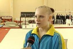 Спортивная гимнастика. Женская сборная Украины теряет своего лидера