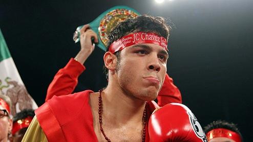 Чавес-младший хочет драться с Баркером