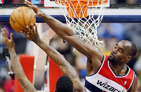 НБА. Окафор намерен остаться с Вашингтоном
