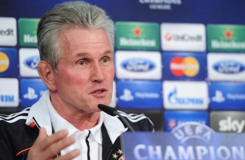 """Хайнкес: """"Бавария выдала блестящий матч"""""""