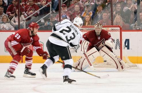 НХЛ. Лабарбера — первая звезда дня