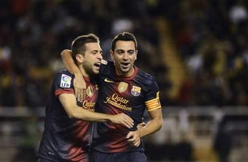 Хави: Барселона справится без Месси и Маскерано