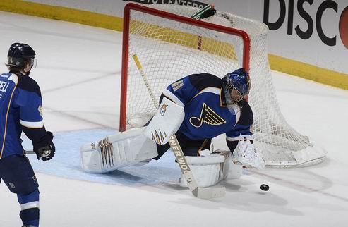 НХЛ. Сент-Луис: Галак пропустит около трех недель