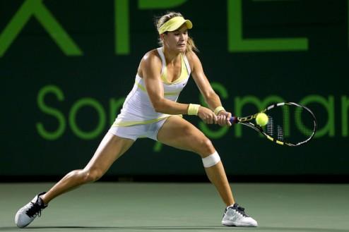 Чарльстон (WTA). Бушар продолжает удивлять, победа Янкович и вылет Гергес