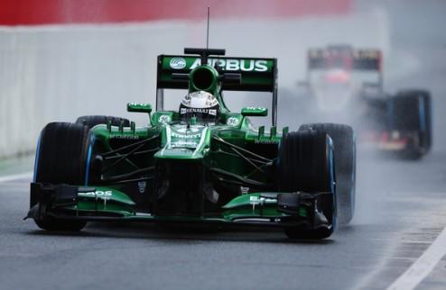 Формула-1. Команды хотят провести дополнительные тесты