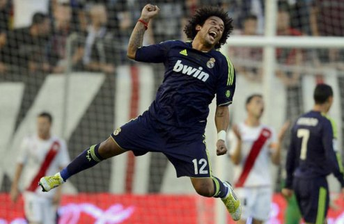 Марсело: в Реале до 2018 года