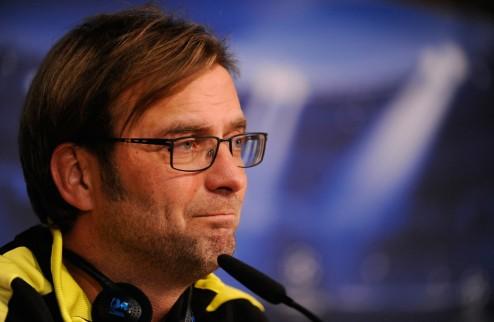 """Клопп: """"В этом сезоне Бавария все сделала правильно"""""""