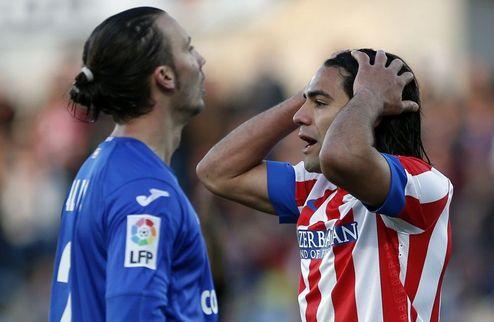 Атлетико отстал от Реала, Валенсия стала пятой