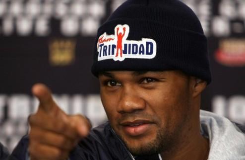"""Феликс Тринидад верит в """"светлое будущее бокса Пуэрто-Рико"""""""