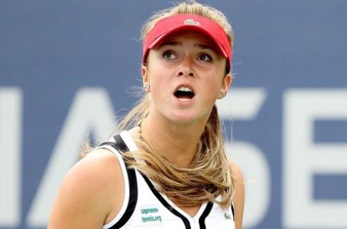 Катовице (WTA). Вылет Свитолиной, крах Робсон