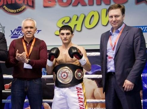 ������� Union Boxing Promotion: ���� ��� ����� �����