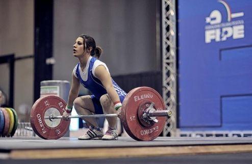 Тяжелая атлетика. ЧЕ-2013. Дяченко — четвертая, но вдалеке от бронзы