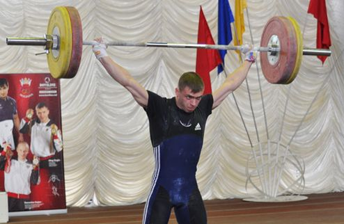Тяжелая атлетика. ЧЕ-2013. Золото для Молдовы