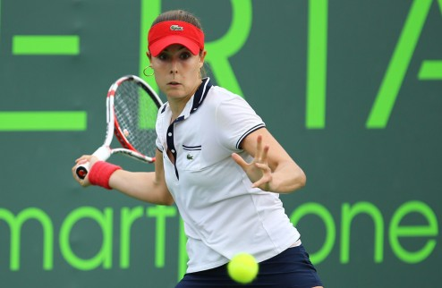 Катовице (WTA). Фиаско Корне и Гергес