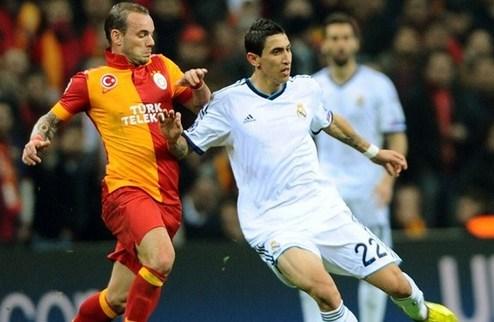 Беспечный Реал в Стамбуле