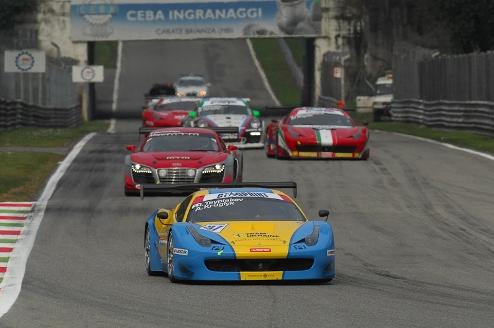 Ferrari Team Ukraine: ����� ������ � ����������� ��������
