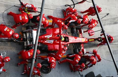 Формула-1. Фрай верит в скорость Феррари и прогресс болида