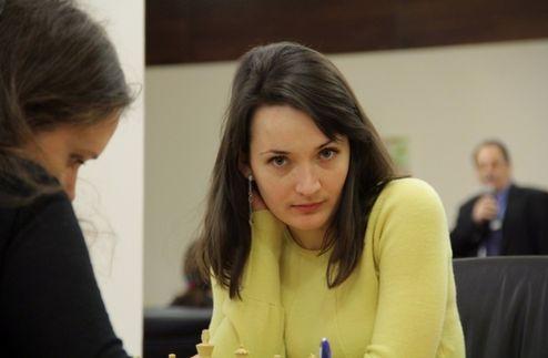 Шахматы. Первый этап Гран-при ФИДЕ: две украинки в списке участниц