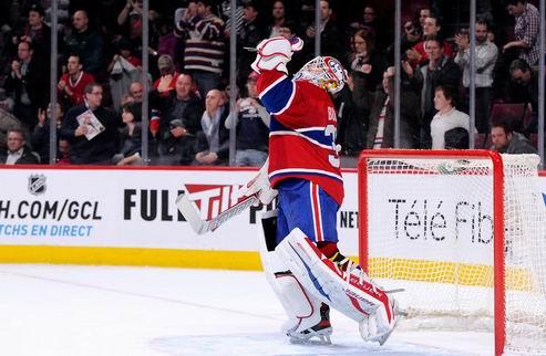 НХЛ. Монреаль: новый контракт вратаря