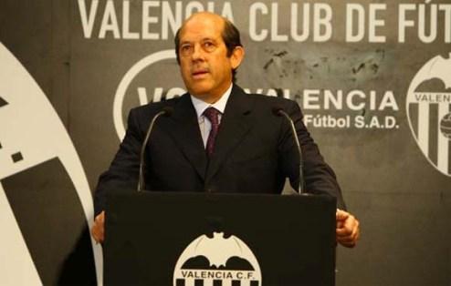 Валенсия получит нового президента в июне