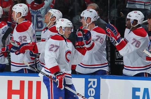 НХЛ. Монреаль — в плей-офф, успех Оттавы, Сан-Хосе и Сент-Луиса