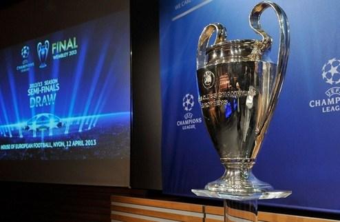 Жеребьевка ЛЧ. Бавария сразится с Барселоной, Боруссия — с Реалом