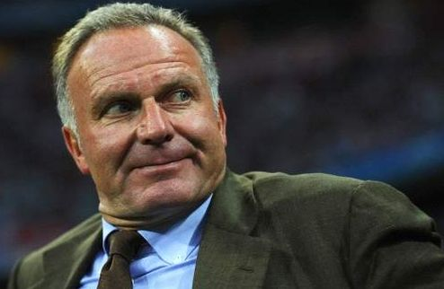 "Румменигге: ""В паре Бавария — Барселона нет фаворита"""