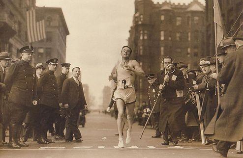 World Marathon Majors. Бостонский марафон