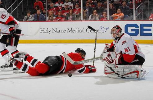 НХЛ. Андерсон — первая звезда дня